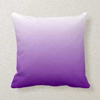 Purple Gradient Cushion