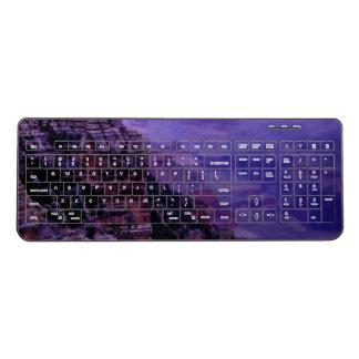 Purple Grand Canyon Keyboard