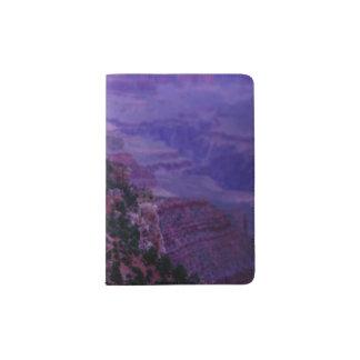Purple Grand Canyon Passport Holder