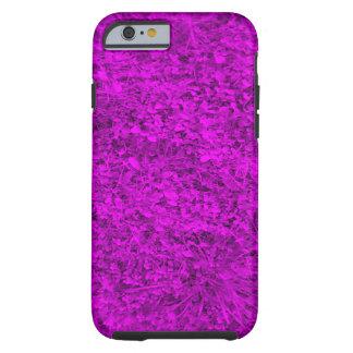Purple Grass Tough iPhone 6 Case