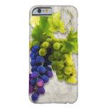 Purple & Green Grapes