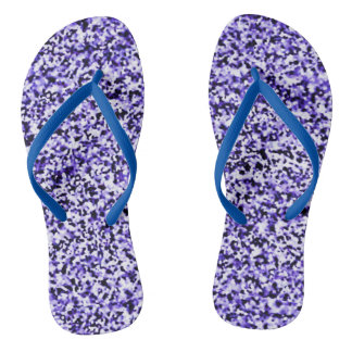 Purple Hail Flip Flops II