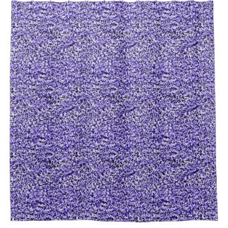 Purple Hail Shower Curtain