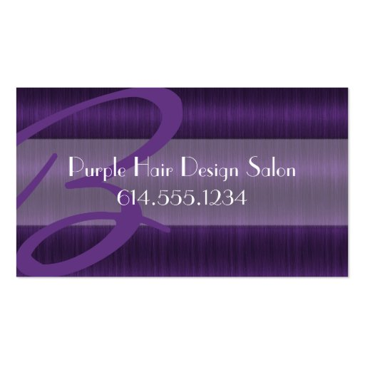 Create your own hairdresser hairstylist business cards for Design your own salon