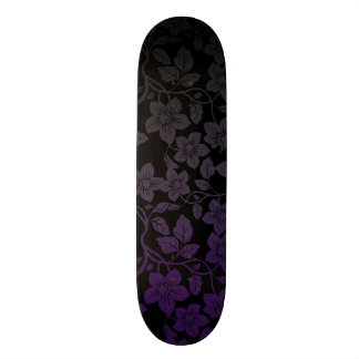 Purple Haze 21.3 Cm Mini Skateboard Deck