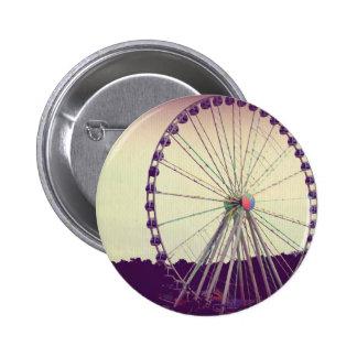 Purple Haze 6 Cm Round Badge
