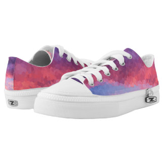Purple Haze Low Tops