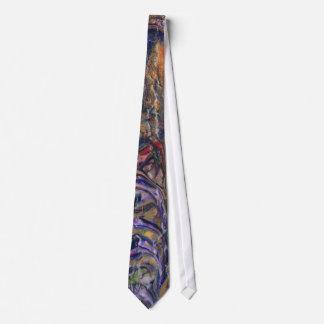 Purple Haze  Psychedelic Purple Toned Tie