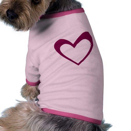Purple Heart Doggie Tee