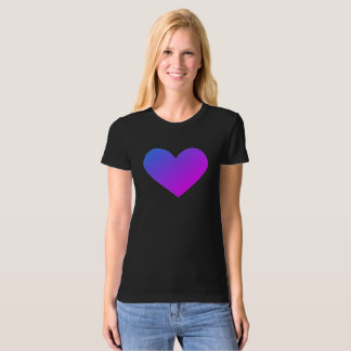 Purple Heart Miami T-Shirt