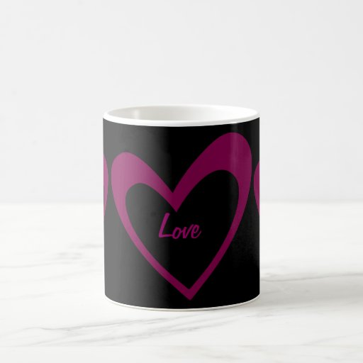 Purple Heart Coffee Mugs