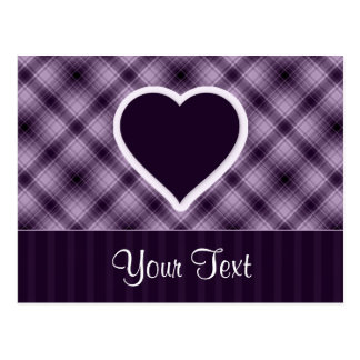 Purple Heart Postcard