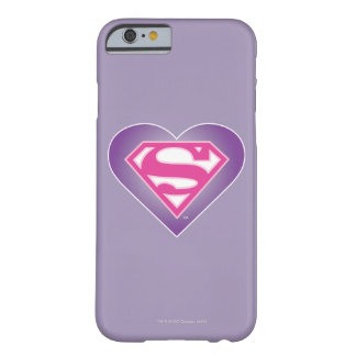 Purple Heart S-Shield Barely There iPhone 6 Case