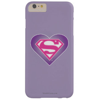 Purple Heart S-Shield Barely There iPhone 6 Plus Case