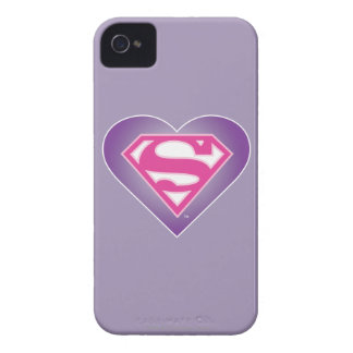 Purple Heart S-Shield iPhone 4 Cases