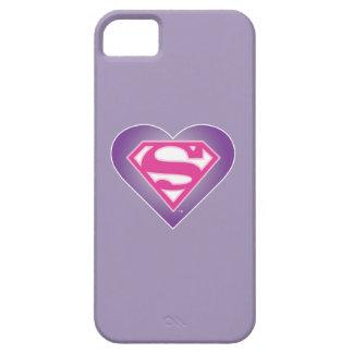 Purple Heart S-Shield iPhone 5 Cover