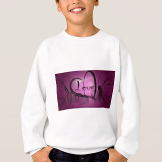 Purple-Heart Sweatshirt