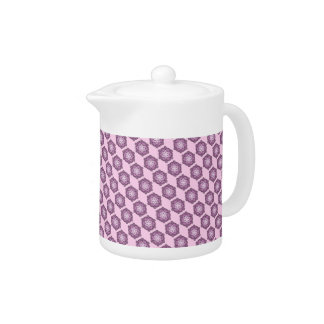 Purple Honeycomb