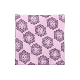 Purple Honeycomb Napkin