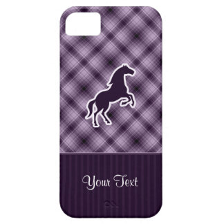 Purple Horse iPhone 5 Cover