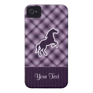 Purple Horse iPhone 4 Cover
