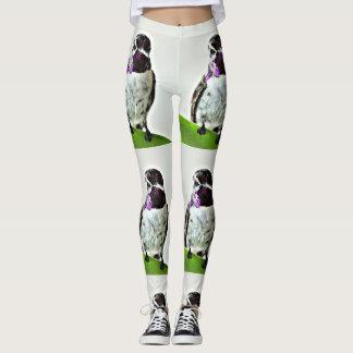 Purple Hummer Women's Leggings