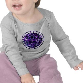 Purple Hyacinth Flower Infant T-Shirt
