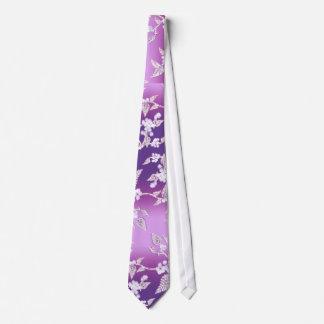 purple ice tie