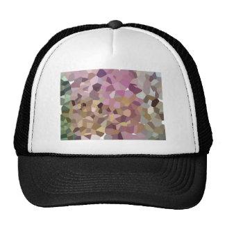 Purple Impressionism Cap