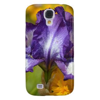 Purple Iris HTC Vivid Cases