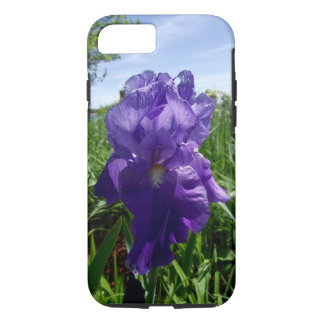 Purple Iris Case for Iphone