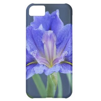 Purple Iris flower iPhone 5C Covers