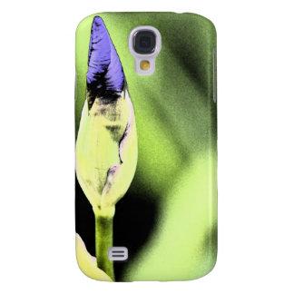 Purple Iris Flower HTC Vivid Covers