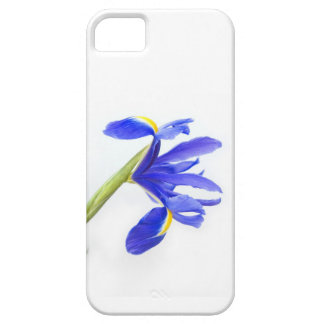 Purple Iris Flower Case For The iPhone 5