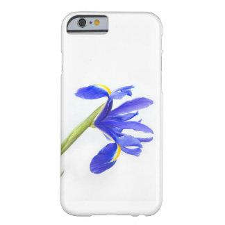 Purple Iris Flower iPhone 6 Case