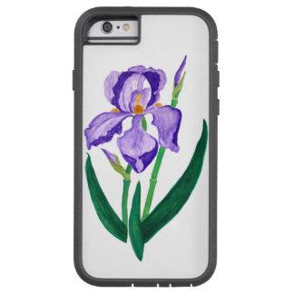 Purple Iris iPhone 6/6s Case Tough Xtreme iPhone 6 Case