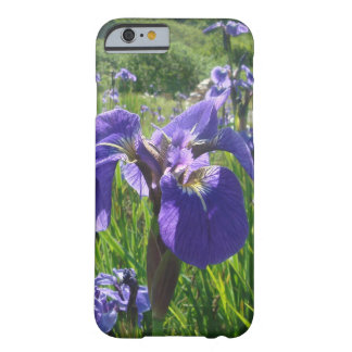 Purple Iris iPhone 6 case