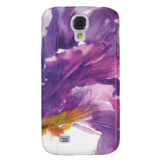Purple Iris Phone Case