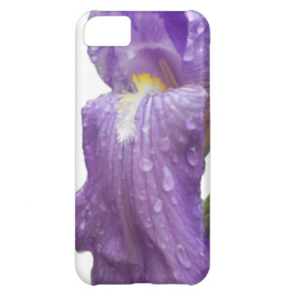 Purple Iris Photograph iPhone 5C Case