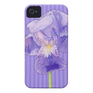 Purple Iris purple iPhone 4 Case-Mate ID™ iPhone 4 Cover
