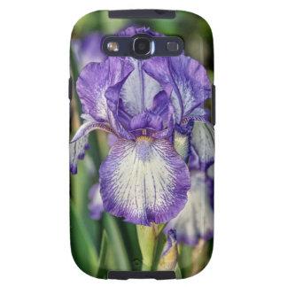 Purple Iris Samsung Galaxy S3 Case