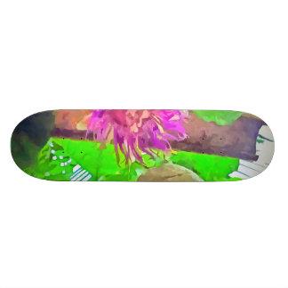 Purple is good skate board decks