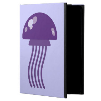 Purple Jellyfish iPad Air Case