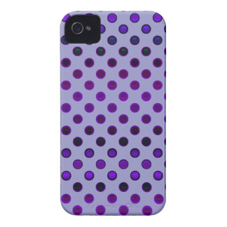 Purple Jewel iPhone 4 Case-Mate Case