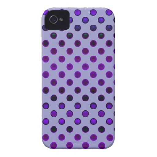 Purple Jewel Blackberry Bold Cover