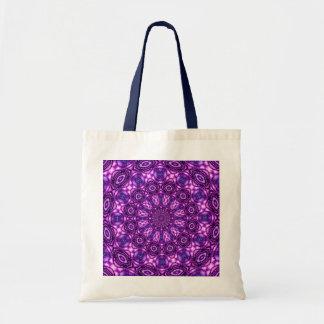 Purple Kaleidoscope Bag