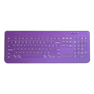 Purple Keyboard