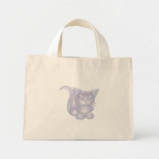 Purple Kitty 2 Bag