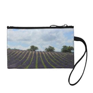 Purple lavender fields near Sault Coin Purse