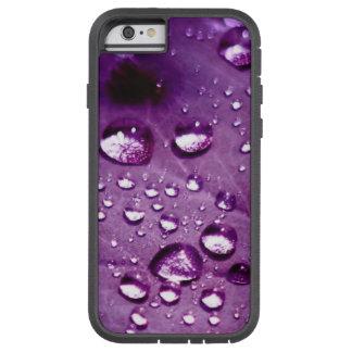 purple leaf tough xtreme iPhone 6 case